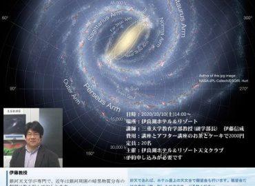 やさしい科学的天文講座